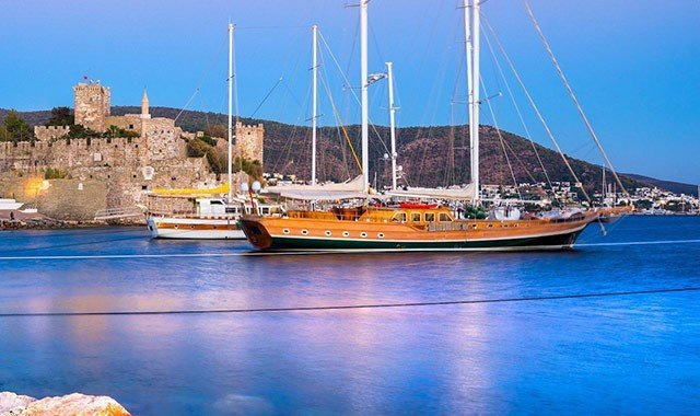Crociera Blu Itinerari in Turchia
