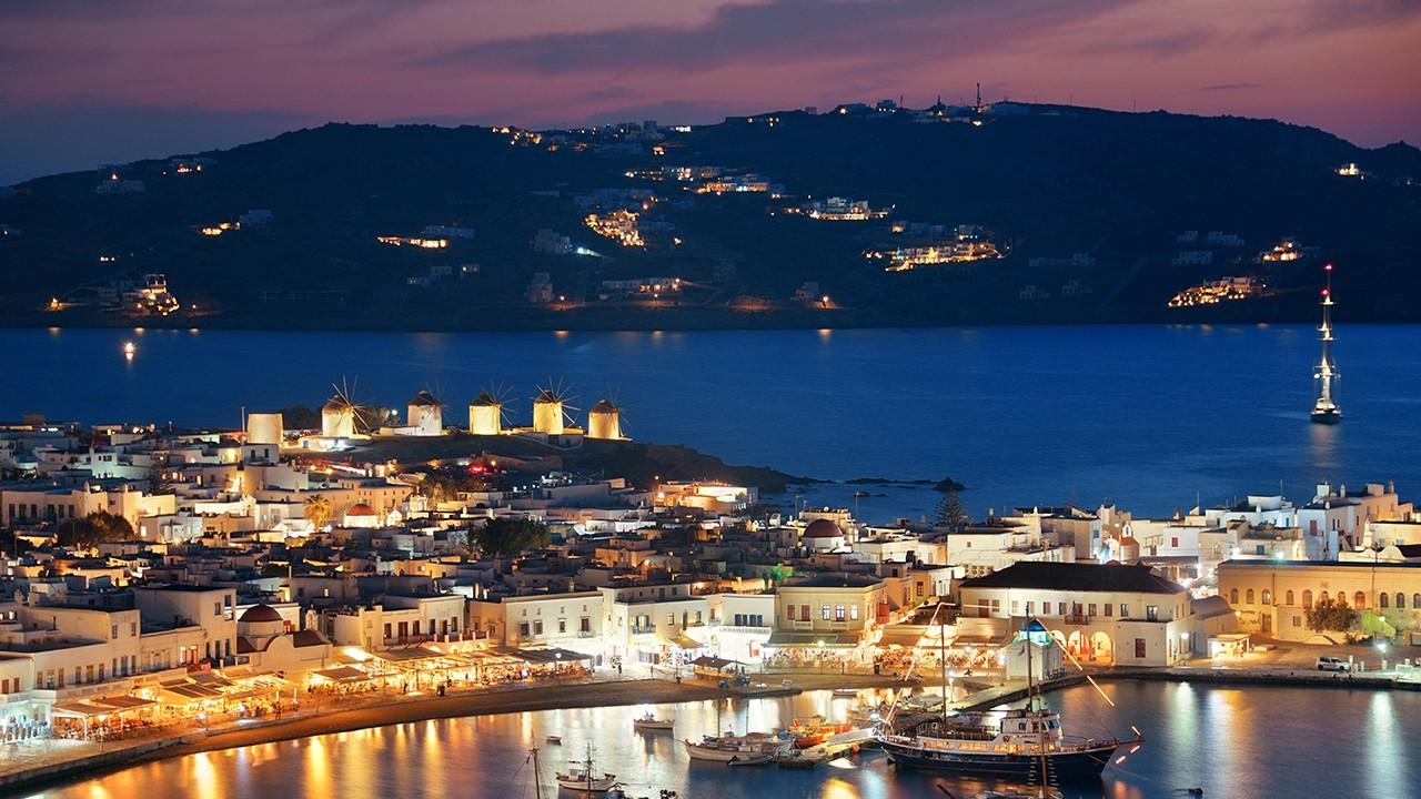 Bodrum a Mykonos in 14 notti