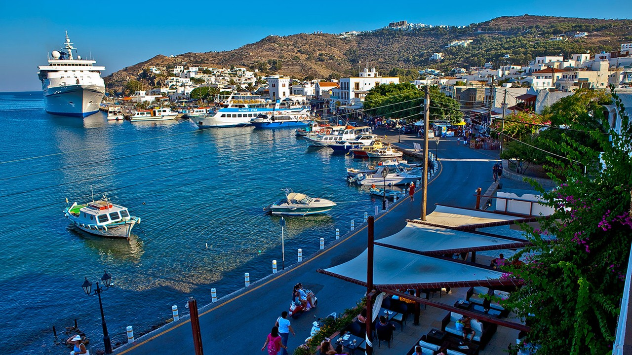 Bodrum - Isole Greche (Nord Dodecaneso)