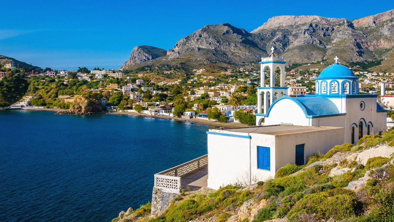 Isola di Kalimnos