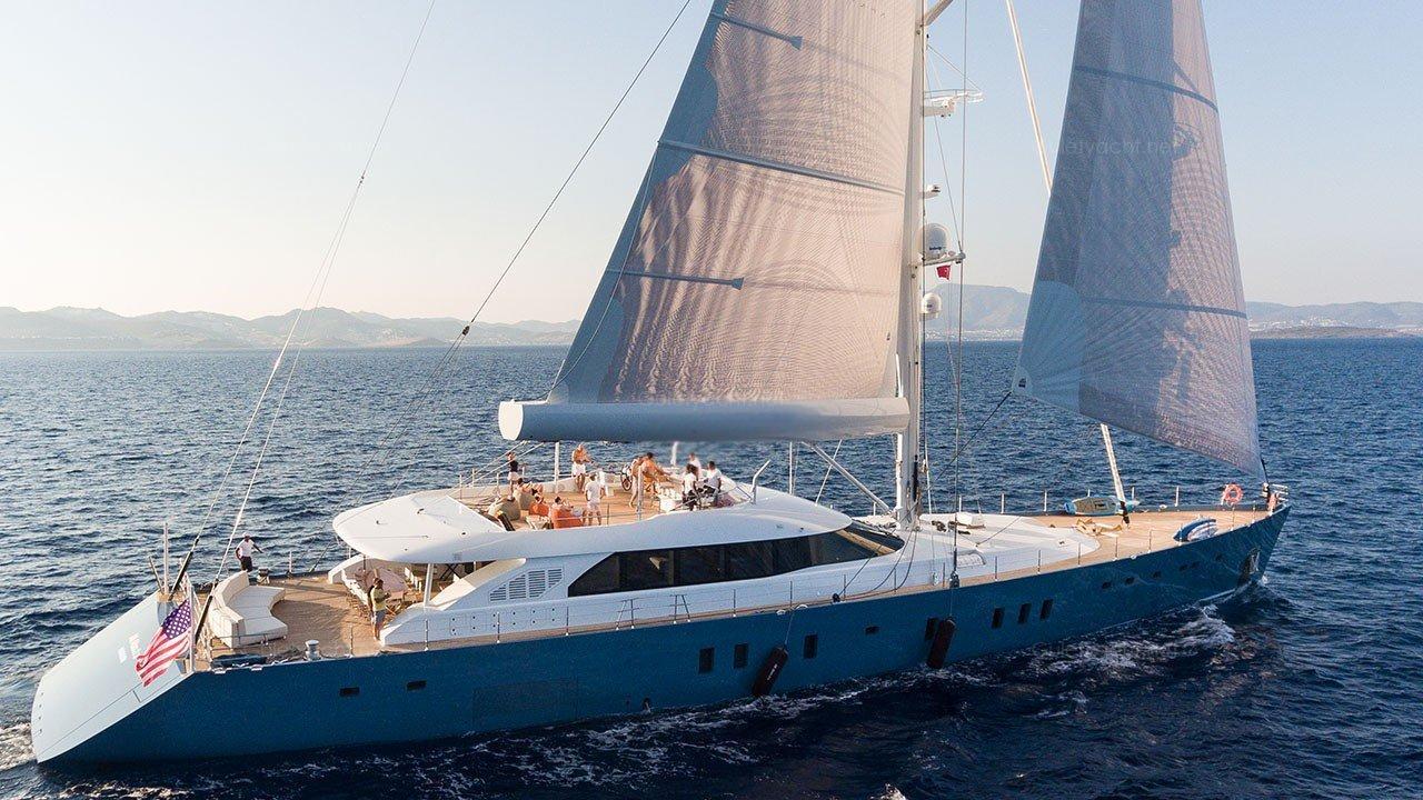 ALU-6 Barca a vela