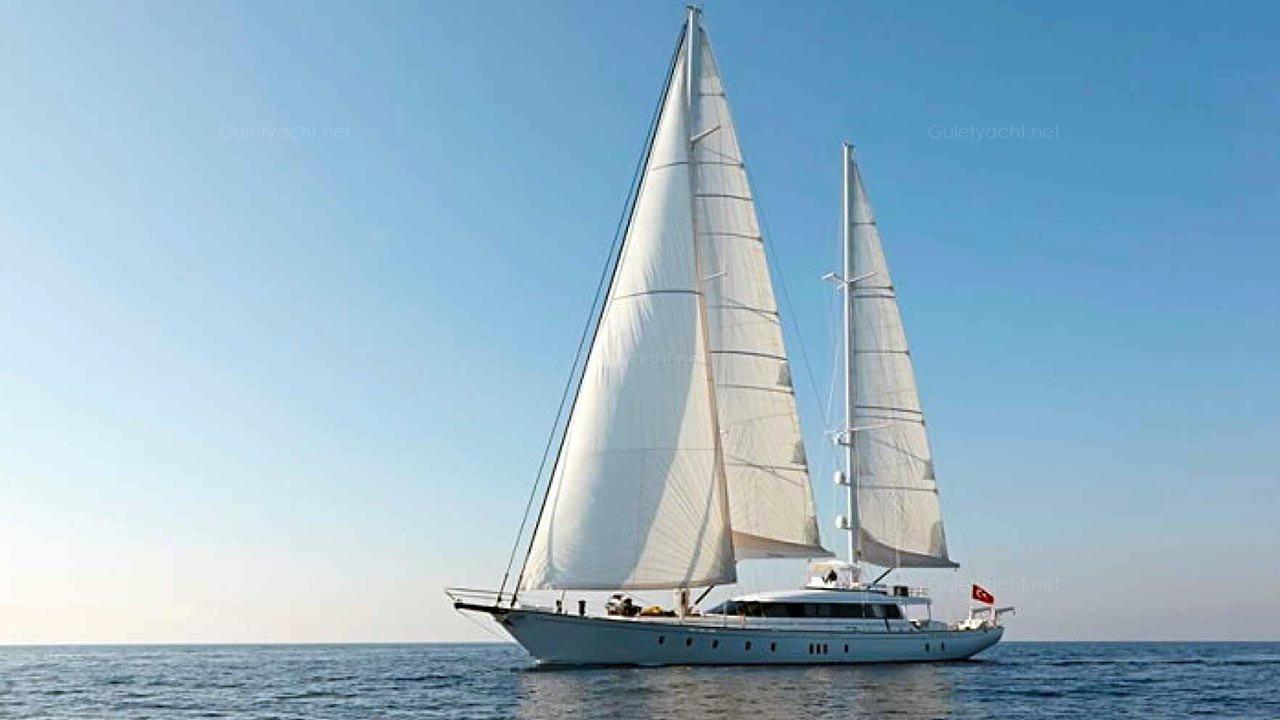 GLS-4 Barca a vela