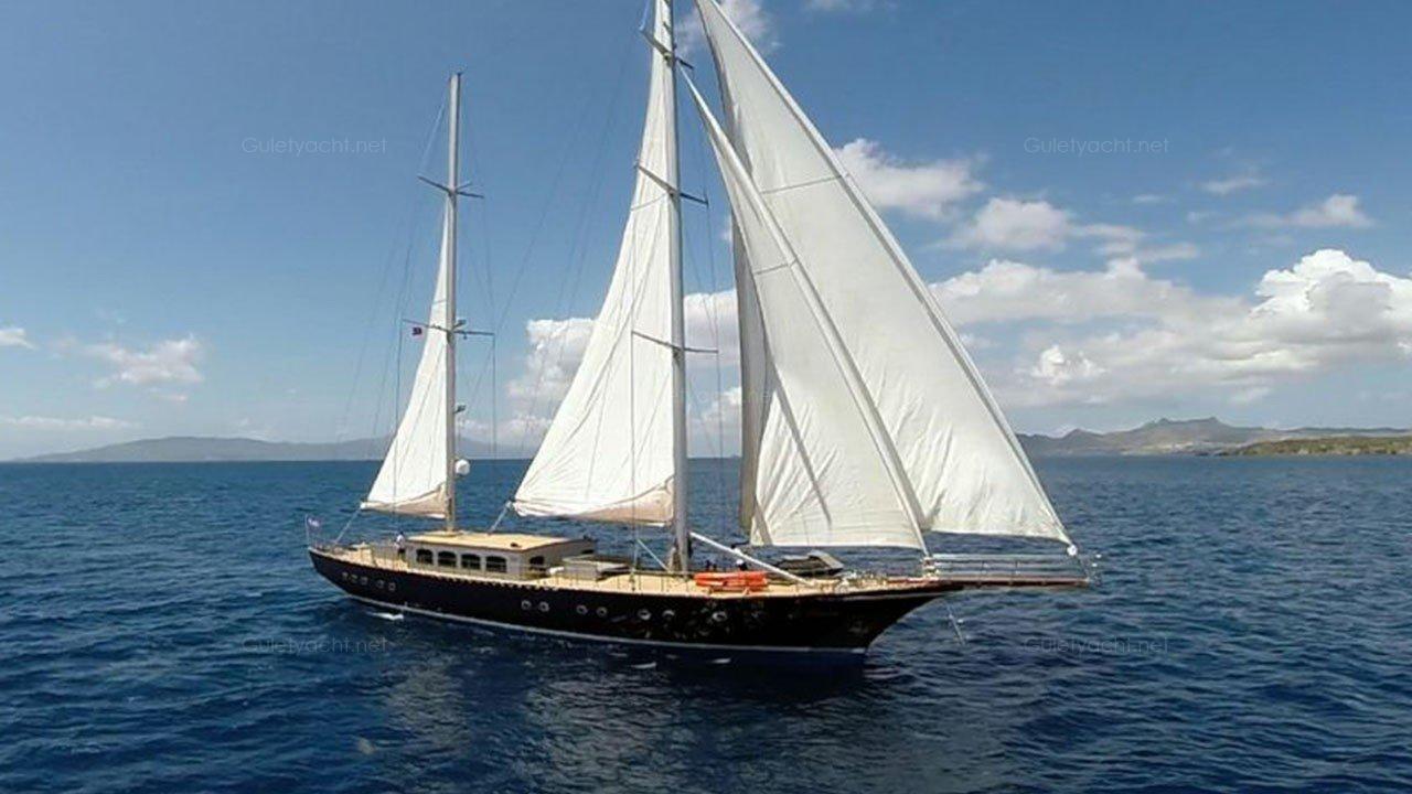 LEE-4 Barca a vela