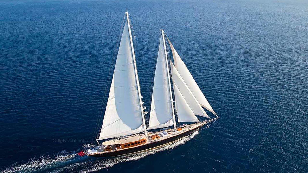 REA-6 Barca a vela