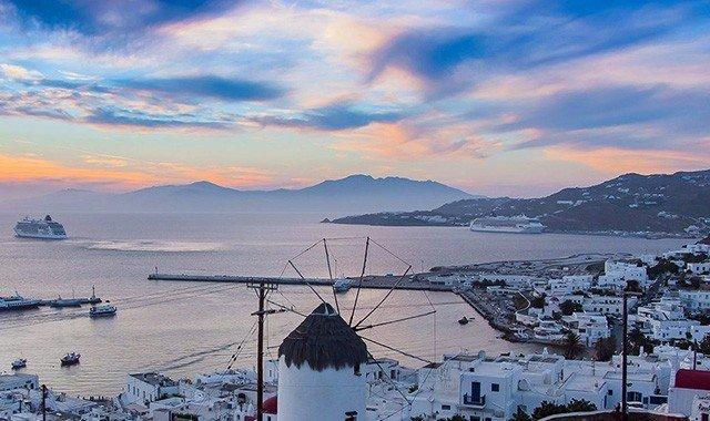Noleggio Caicco Isole Greche