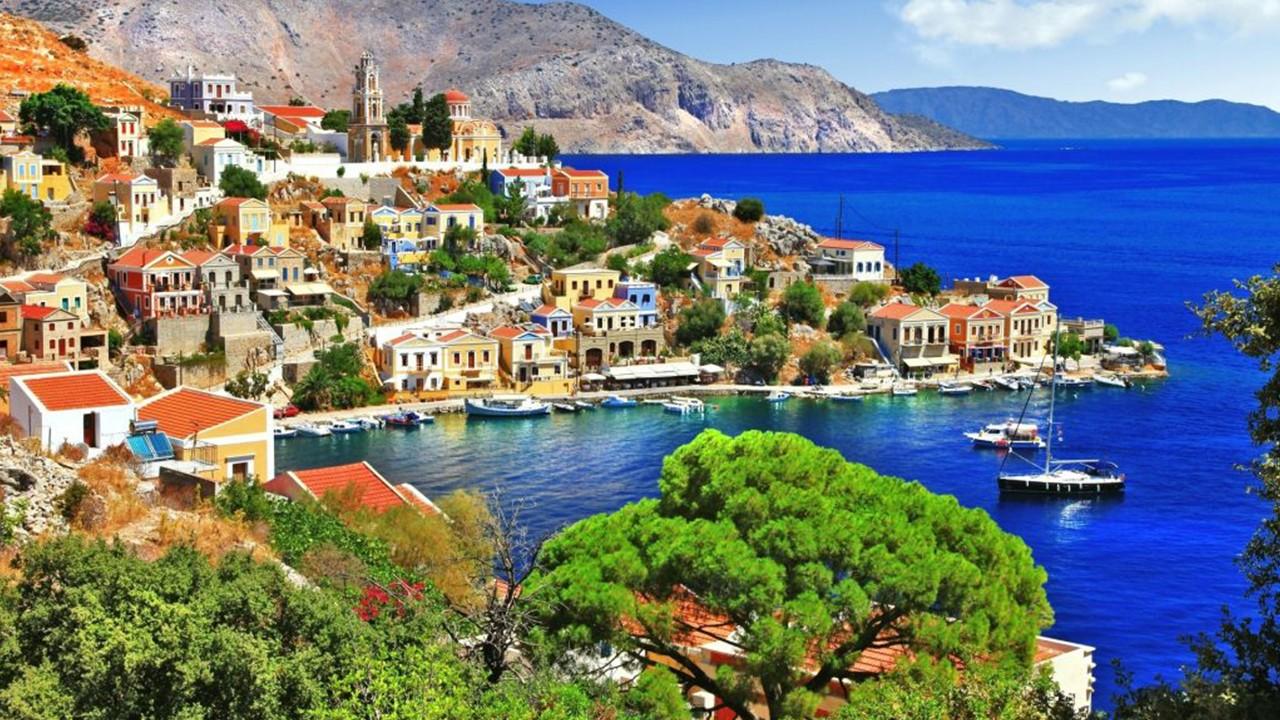 Marmaris alle isole greche