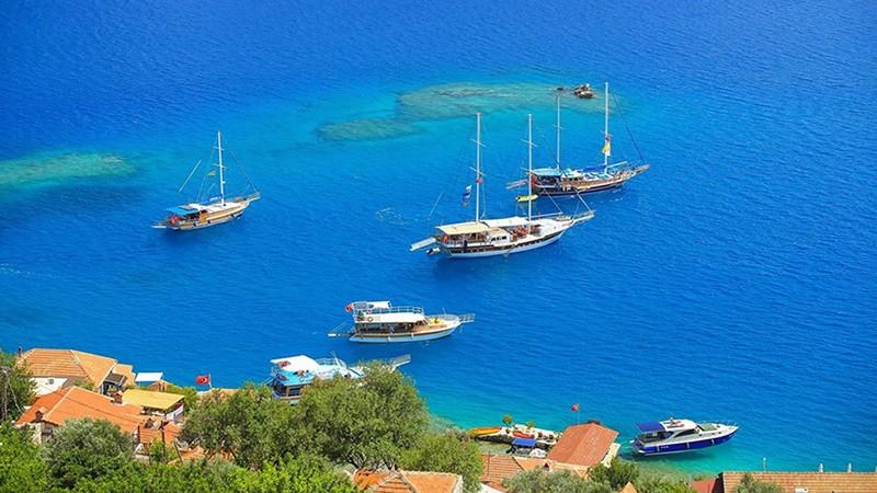 Antalya a Kekova