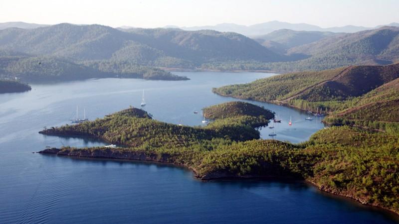 Bodrum al Golfo di Gokova