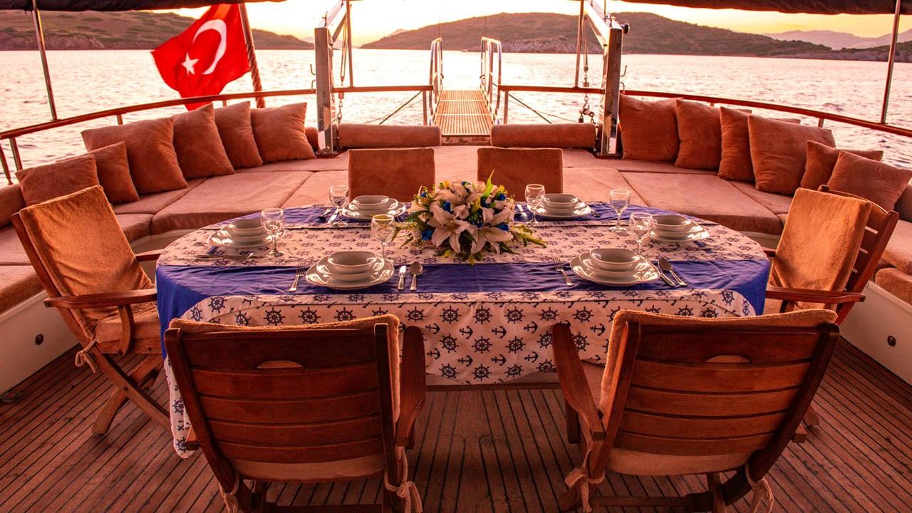 Caicco Aegean Pearl
