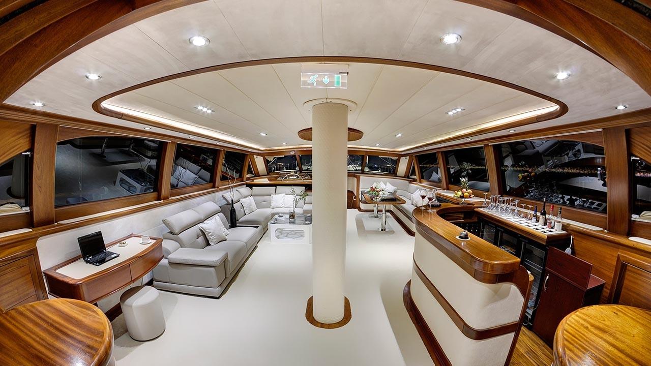 Barca a vela Alessandro