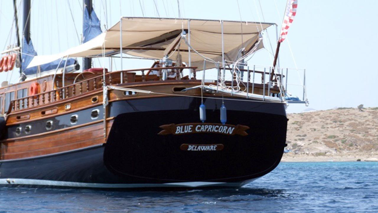 Caicco Blue Capricorn