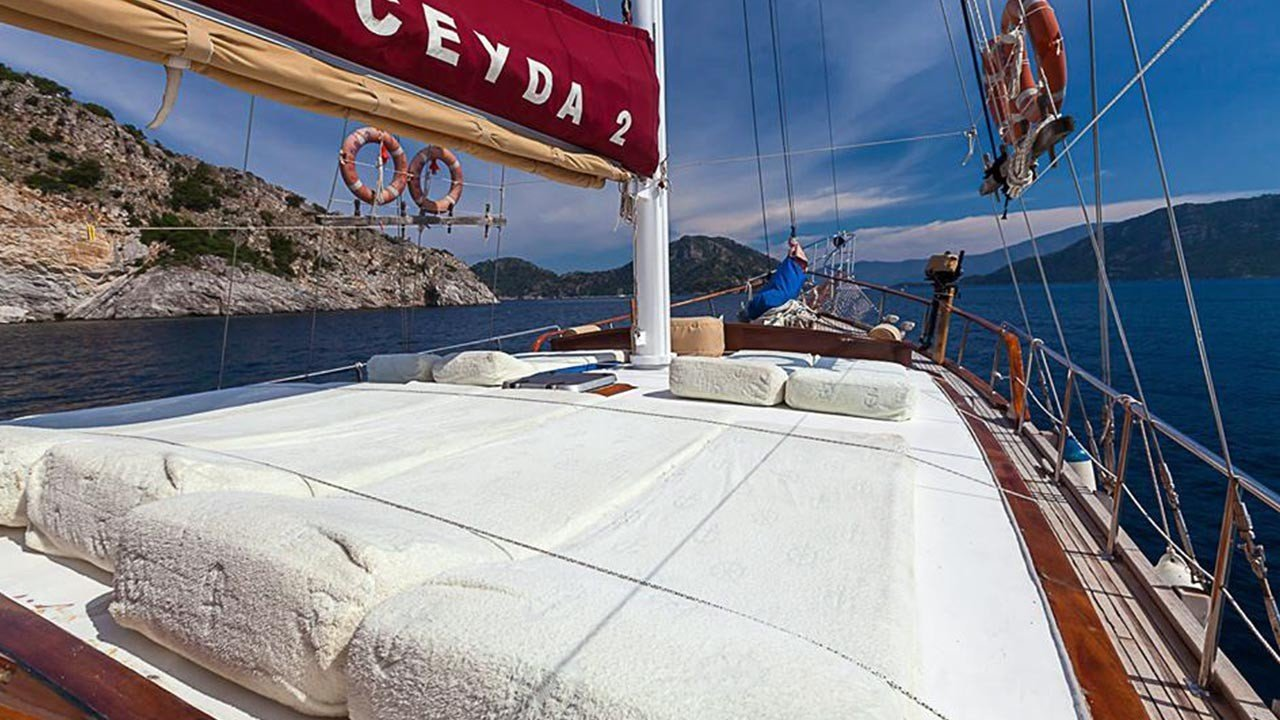 Caicco Ceyda 2