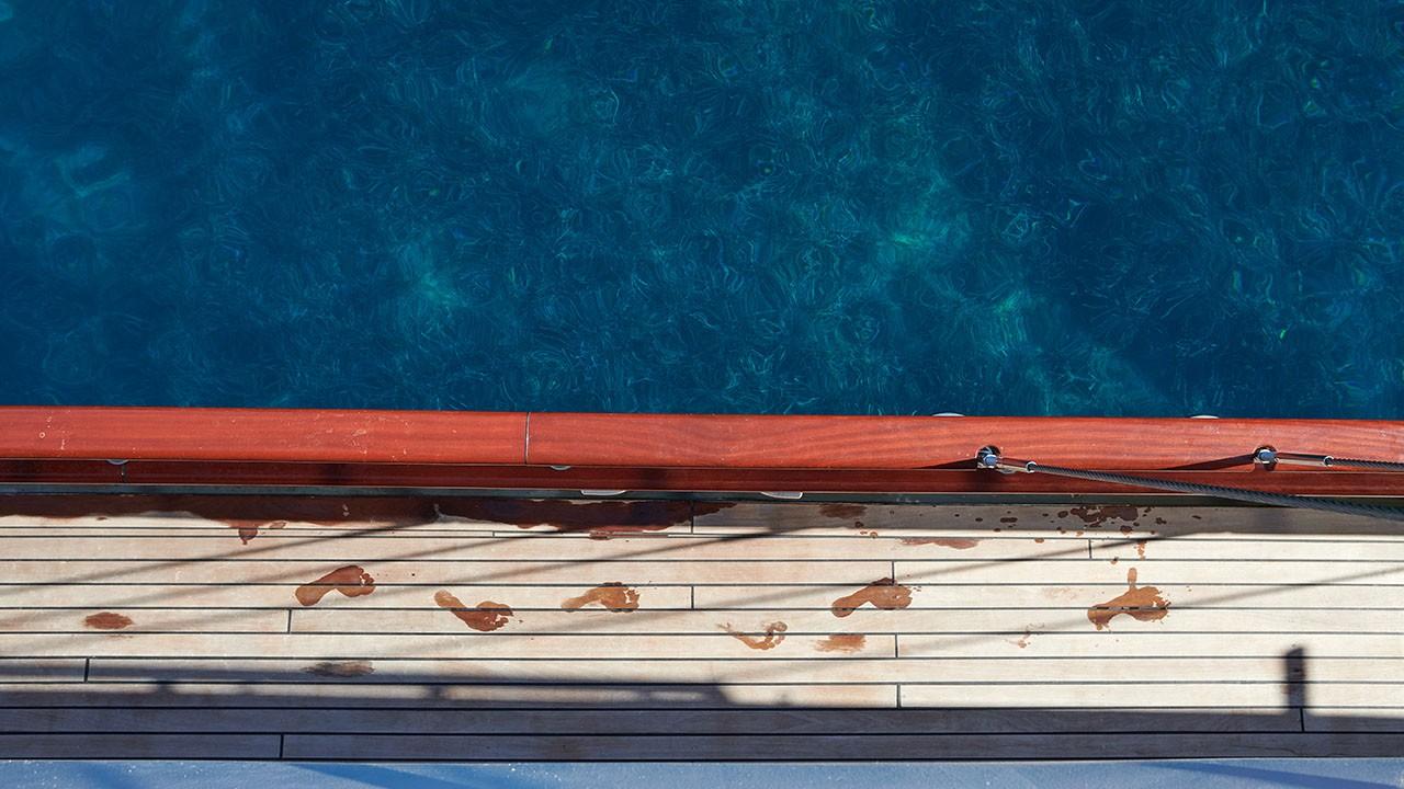 Barca a vela Corsario