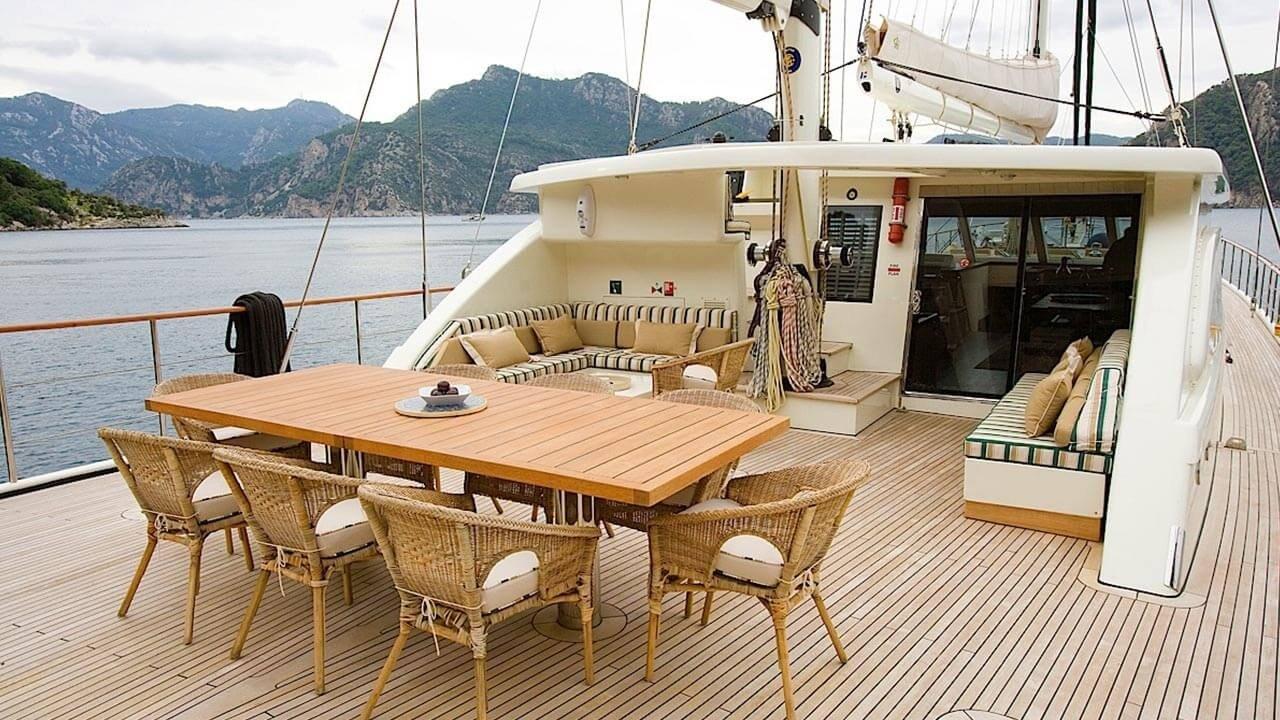 Caicco Sailing Nour