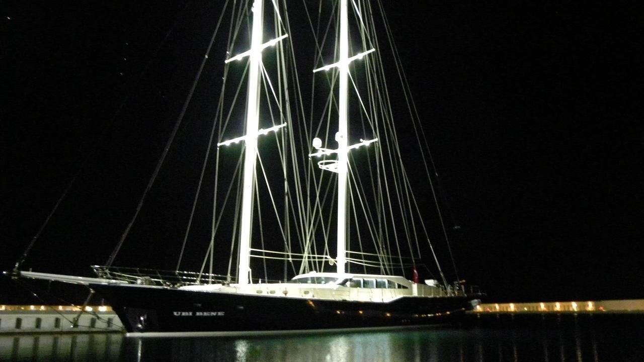 Barca a vela Ubi Bene