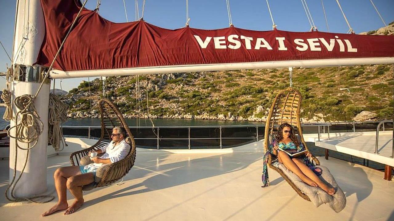 Caicco Vesta 1 Sevil