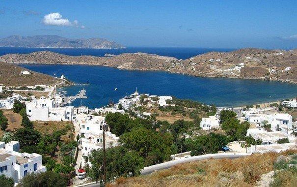 Isola di ios in grecia isole delle cicladi in grecia for Case a mykonos vendita