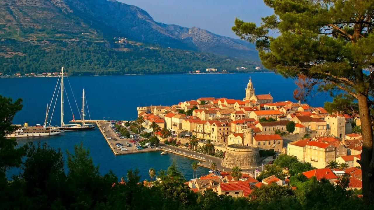 Spalato a Dubrovnik