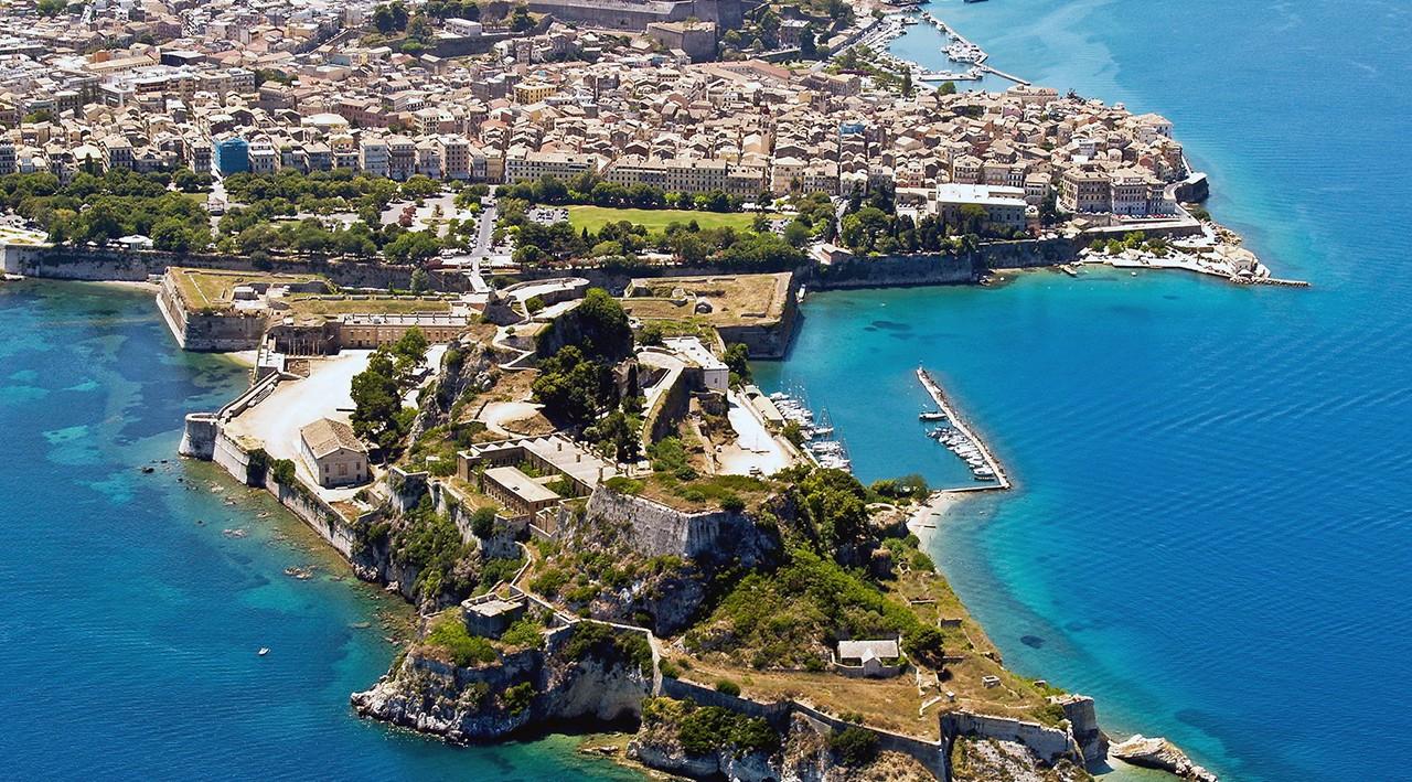 Isola di Corfu