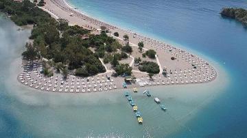 Oludeniz Fethiye Sea