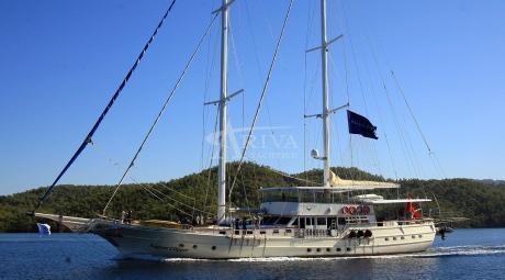 Aegean Clipper Goletta