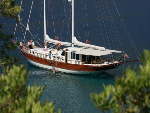 Aegean Pearl Goletta