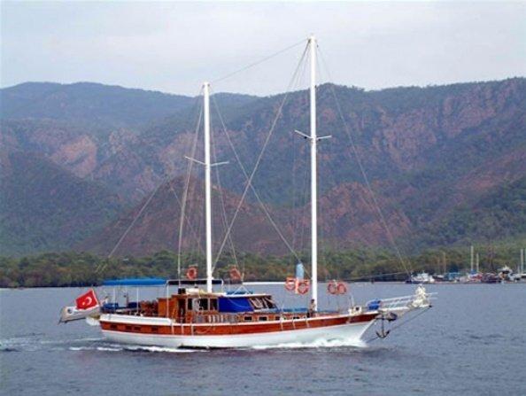 Denizgulu 96 Goletta