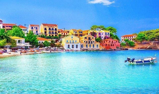 Noleggio Caicco in giro Isole Greche