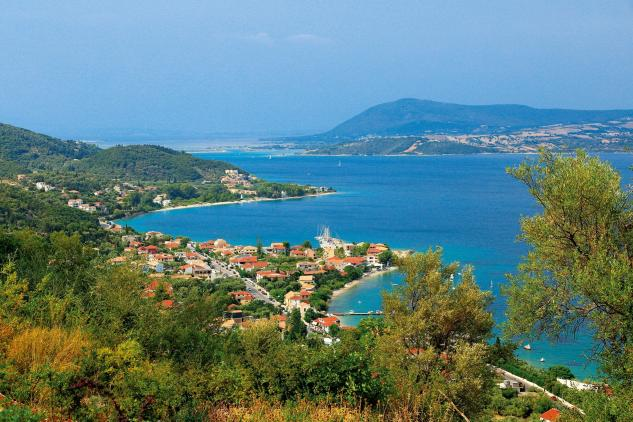 Greek Island Lefkada