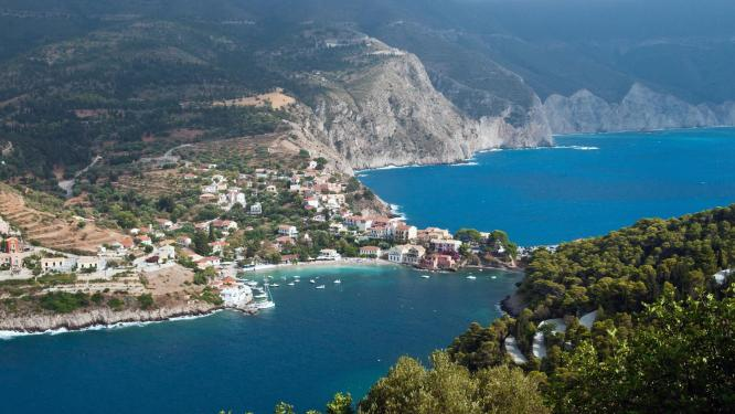 Kefalonia Ionian Islands
