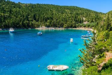 Kefalonia Bays Greece
