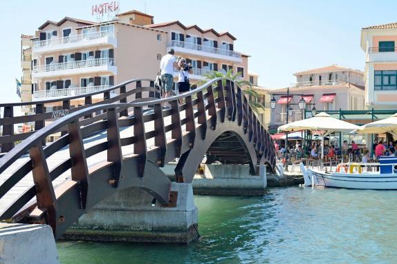 Lefkada Bridge
