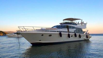 Aegean Angel Motor Yacht
