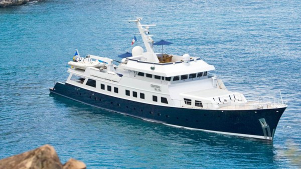 Aga 6 Motor Yacht