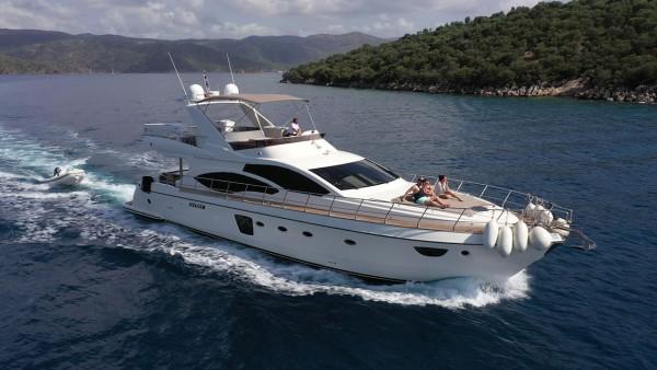 Bormus 1 Motor Yacht