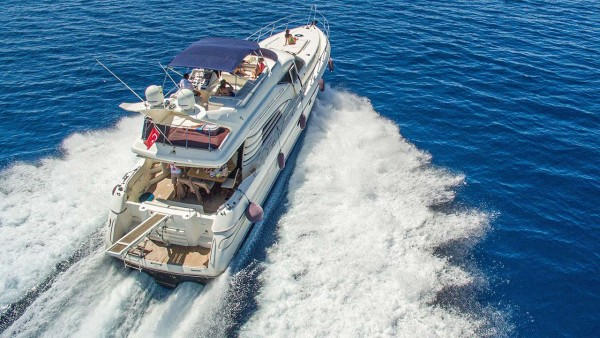 Motor Yacht Dream of Angel