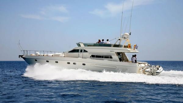 Motor Yacht Eviva