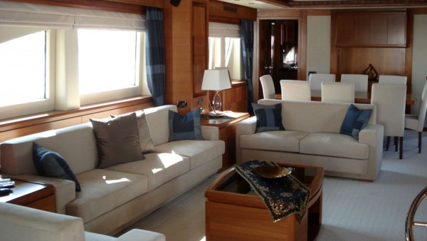 Motor Yacht Merve