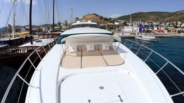 Motor Yacht Mina II
