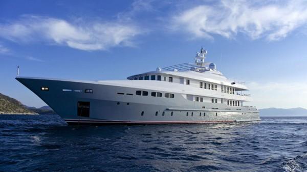 Motor Yacht Oceanos