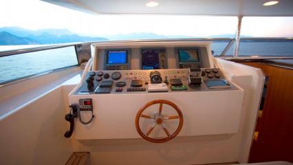 Motor Yacht Panfeliss