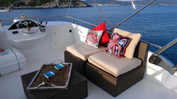 Motor Yacht Syana