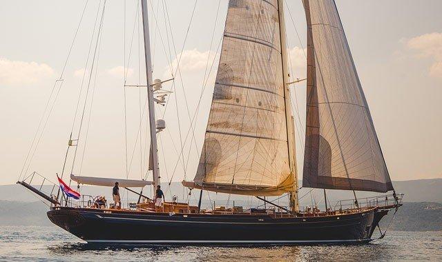 Neoclassico Barche a Vela