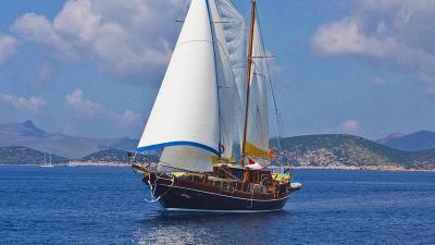 Bodrum alle isole del nord della Grecia