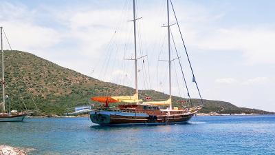 Bodrum alle isole del sud della Grecia