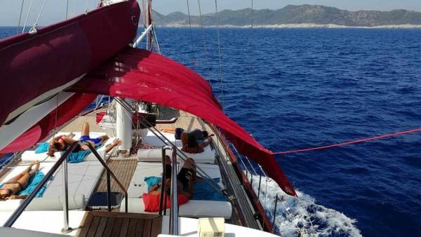 Caicco Adriatic Holiday