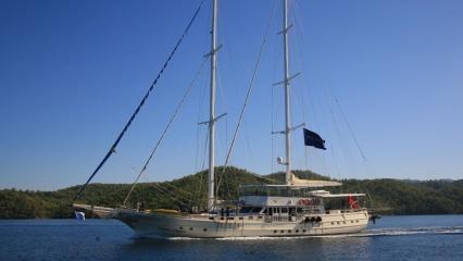 Aegean Clipper Goletta Il caicco
