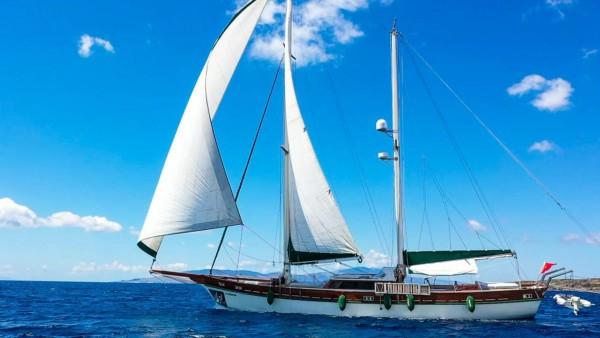 A.Eser Barca a vela