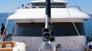 Barca a vela Aiaxaia