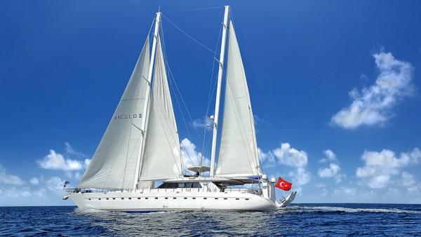 Angelo 2 Barca a vela
